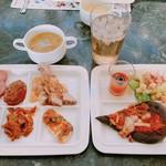 クリスタルパレス レストラン -