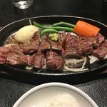 神戸牛居酒屋 四方善 - 料理写真:ハラミステーキ