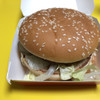 マクドナルド - 料理写真:ビッグマック 390円