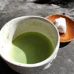 穰 - 抹茶(栗きんとん付)