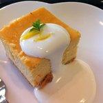 カフェレオン - チーズケーキ