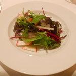 カルネヴィーノ 銀座 - 鮮魚のカルパッチョ