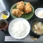 103920049 - 【千鳥揚定食】950円