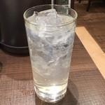 宇都宮みんみん - レモンサワー