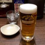 宇都宮みんみん - 生ビール