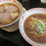 松屋製麺所 - ちゃーしゅー麺&らーめん