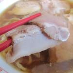 松屋製麺所 - チャーシュー
