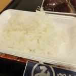 明神丸 - ご飯 器が味気ないしあまり美味しく無かった