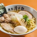 麺匠 清兵衛 - 料理写真:特選淡麗とりそば