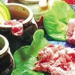 りゅうせん - 料理写真:焼き物
