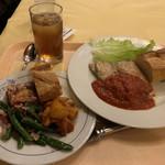 イタリア料理屋 タント ドマーニ - このボリュームで990円