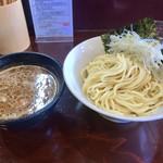 らーめん 五ノ神精肉店 - 鴨つけ麺¥800