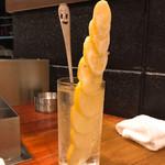 石焼 石庵 - レモンサワー