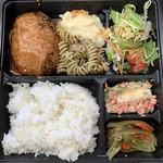 シェフズテーブル こはる亭 - 料理写真:お弁当中身