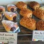 103935121 - スイーツ系パンも人気