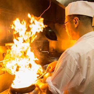 一流シェフによる本格中華料理をご堪能ください♪