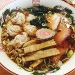 下前商店 - ワンタン麺