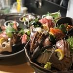 居炉鶏鳥 - 料理写真: