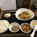 餃子酒場 - 回鍋肉定食
