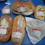 ハセガワストア - 豊富な総菜パン