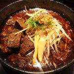 10394869 - バカ麺(牛肉麺)