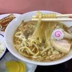 萬福軒 - 太麺!