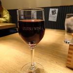 門前酒場山里 - 赤ワイン