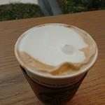 スターバックスコーヒー - ふわふわのムースフォーム