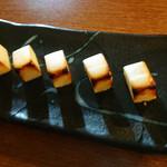 103945286 - 焼き立て!! クリームチーズの西京焼き