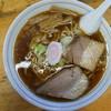 中華そば 橙 - 料理写真:中華そば しょうゆ(¥600税込)