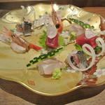 日本料理 潤花 - 料理写真:お造り