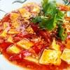 アジアン食堂 そいさぼ - メニュー写真:リアルレッドカレー麻婆豆腐