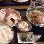 和食 たか田 - ランチ(¥800)