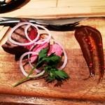 CABANA TERRACE - Beef & Beef Plate(自家製ローストビーフ&厳選牛のグリルステーキ)