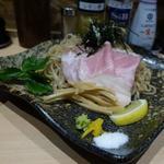 寿製麺 よしかわ - 料理写真:「濃厚ぶりつけそば」