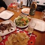 ツルヤ - この日のディナー