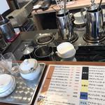 カフェ バーンホーフ -