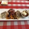 ビストロ デ トロワ - 料理写真:前菜…どれも美味しかった^_^名前は忘れてしまいました。