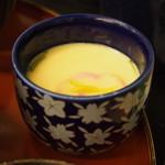 自然薯 茶茶 - とろろ御膳 山の香(茶碗蒸し)