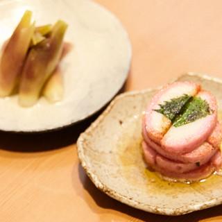 《80種類以上》地元・九州の味覚を楽しめる豊富なメニュー