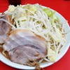 ラーメン二郎  - 料理写真:ラーメン野菜ニンニクマシ