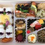 小新たつみ - 料理写真:2,160円のお弁当