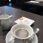 ブラッセリー クール - コーヒー