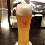 まめたぬき - 宮島生ビール