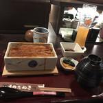 まめたぬき - あなご陶箱飯(オープン)