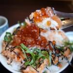 北海道旨いもの居酒屋 ヤマノキ - ひと口食べれば、体中が北海道