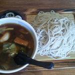 てまり - 餡つけ蕎麦
