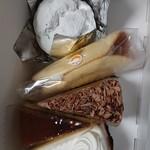 中島屋洋菓子店 - 今回購入したケーキ達