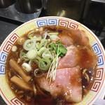 サバ6製麺所 - 鯖しょうゆそば