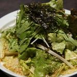 東京焼肉 平城苑 - チョレギサラダ